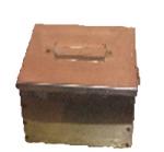 Коптильня малая двухуровневая (2,8 кг)
